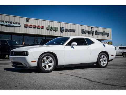 2013 Dodge Challenger R/T RWD 2D Coupe