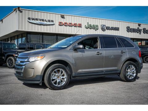 2014 Ford Edge Limited