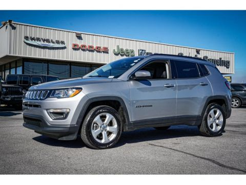 2019 Jeep Compass Latitude FWD 4D Sport Utility