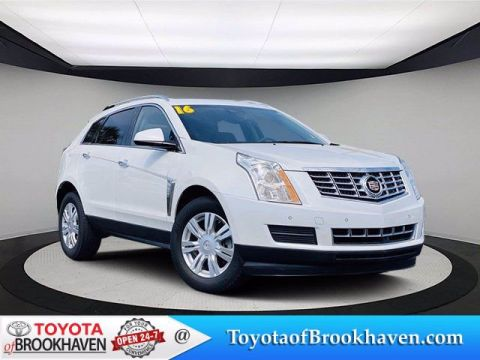 2016 Cadillac SRX Luxury Collection FWD Sport Utility