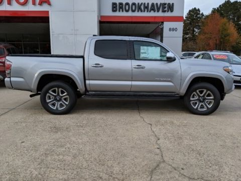 2019 Toyota Tacoma Limited Double Cab 5' Bed V6 AT (Natl)