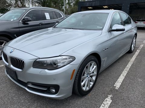 2016 BMW 5 Series 535d RWD 4dr Car